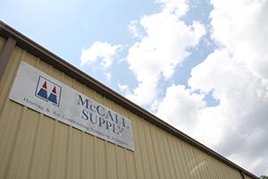 McCall's supply